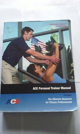 ACE Personal Trainer Manual c2003 in Bartlett, Illinois