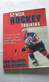 52 Week Hockey Training copyright 2002 in Elgin, Illinois