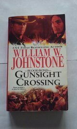 Gunsight Crossing Blood Bond copyright 2006 in Elgin, Illinois
