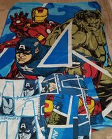 Avenger bed set twin/full in Perry, Georgia