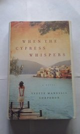 When the Cypress Whispers copyright 2014 hardcover in Naperville, Illinois