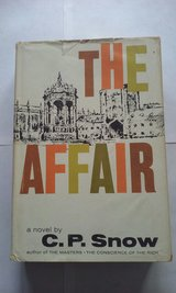 The Affair copyright 1960 hardcover in Naperville, Illinois