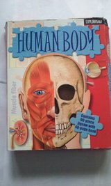 The Human Body Puzzle unopened bag in Bartlett, Illinois