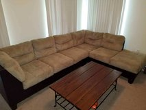 Sectional and Coffee table in Watertown, New York