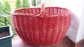 Red Basket in Ramstein, Germany