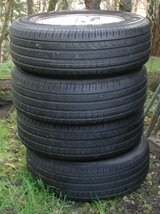 Tires Pirelli 215/70  R16   100H/Chevrolet Alloy Rims included in Ramstein, Germany