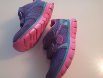 PURPLE/PINK SKECHERS, SIZE EU26 OR US10C in Ramstein, Germany