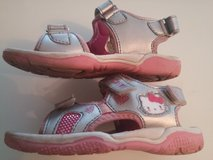 HELLO KITTY SANDALS, SIZE EU27 OR US9.5 in Ramstein, Germany