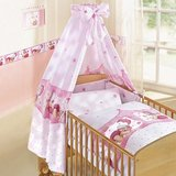 4 Pieces Set: Baby Bedding Set/Nursery Crib Bedding in Ramstein, Germany