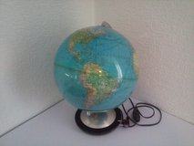 World globus with Light in Stuttgart, GE