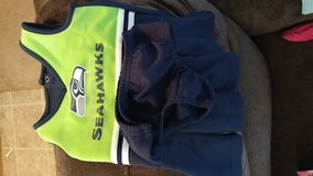 12 month seahawk cheerleading outfit in Fort Lewis, Washington