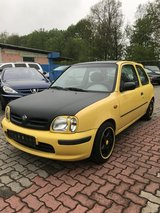 Nissan Micra special Edtion in Ramstein, Germany