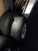 Jeep Tires with Rims in Dothan, Alabama