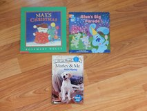 Marley and Me Meet Marley (beginning reading 1), Blue's Big Parade, and Max's Christmas. in Naperville, Illinois