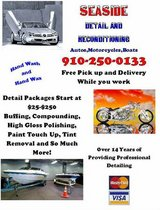 Seaside Auto Detail for all of your detailing needs! in Wilmington, North Carolina