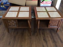 Matching end tables in Warner Robins, Georgia
