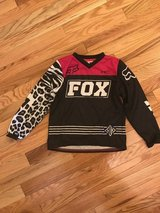 kids sz s Fox motorcycle shirt, pants, and gloves in Fort Campbell, Kentucky
