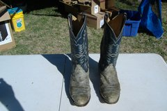 Tony Llama full quill ostrich boots in Alamogordo, New Mexico