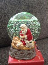 Christmas Snowglobe in Westmont, Illinois
