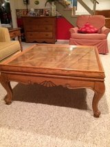 Ethan Allen Solid Wood Coffee Table   2618-67 in Lockport, Illinois