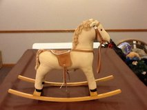 Rocking horse in New Lenox, Illinois