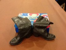 Ladies soda boots like new size 71/2 in Shorewood, Illinois