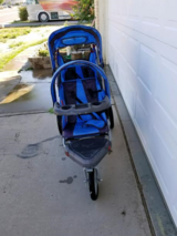 INSTEP SAFARI JOGGING STROLLER FOR TWO in Alamogordo, New Mexico