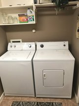 Washer and Dryer, Electric in Houston, Texas