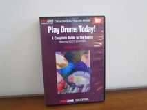 Play Drums Today DVD in Naperville, Illinois