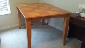 Light Wood Counter Height Table in Greenville, North Carolina