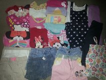 Girls Size 4 / 4T Summer Clothes Lot in Naperville, Illinois