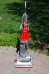 Dyson Red DC07 Vacuum Cleaner in Naperville, Illinois