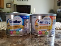 BRAND NEW! UNOPENED Similac Baby Non-GMO Formula in Fort Campbell, Kentucky
