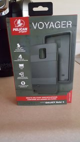 PELICAN SAMSUNG NOTE 4 CASE BLACK in Fort Knox, Kentucky