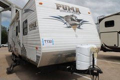 2011 36' Puma Unleashed Toyhauler in Leesville, Louisiana