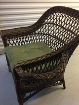Antique Wicker Chair in Plano, Texas