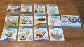 Sponge Bob Phonic set of 12 books in Hopkinsville, Kentucky