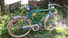 Old Retro Bike from the 70´s in Ramstein, Germany