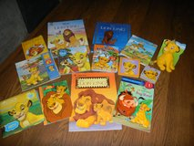 14 Disney The Lion King Book Lot Simba Nala Mufasa Hardcover / Board / Softcover + in Houston, Texas