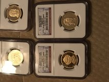 2008 S graded proof Coin presidential set in Greenville, North Carolina