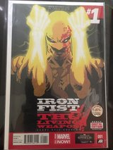 Iron Fist The Living Weapon #1 signed by Stan Lee in Okinawa, Japan