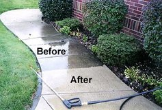 PRESSURE  WASHING SERVICE &FREE ESTIMATE in Ramstein, Germany