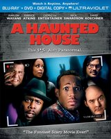 A Haunted House bluray & dvd in Watertown, New York