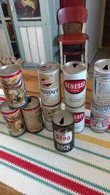 Collectible beer Cans in Fort Rucker, Alabama