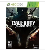 Call of Duty Black Ops - XBOX 360 in Lockport, Illinois