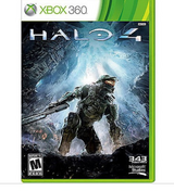 Halo 4 - XBOX 360 in Lockport, Illinois