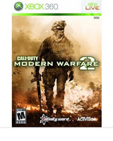 Call of Duty Modern Warfare 2-XBOX 360 in Lockport, Illinois