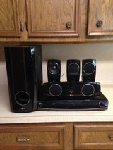 DVD Home Theater System in Houston, Texas