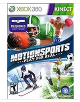 Motion Sports Play for Real-XBOX 360 in Lockport, Illinois