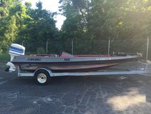 Project Bass Boat in Camp Lejeune, North Carolina